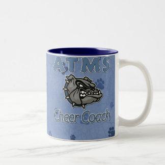 ATMS Cheer COACH Two-Tone Mug