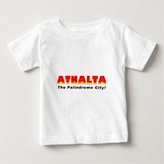 Atnalta: The Palindrome City T Shirts