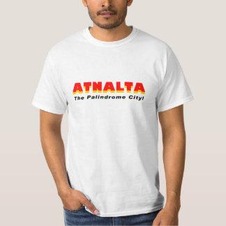 Atnalta: The Palindrome City Tshirts