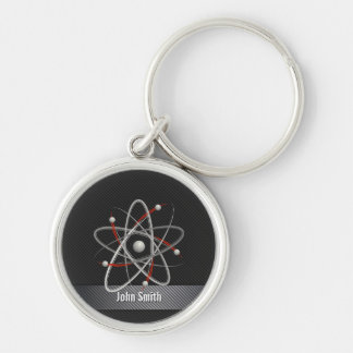 Atom (004a) - Nerd Keychains