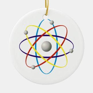 Atom (005) christmas ornament
