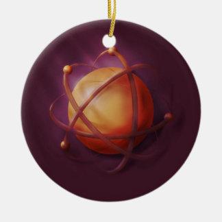 Atom 3d Ornament