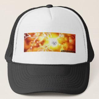 ATOM Banner Trucker Hat