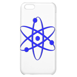 atom blue cover for iPhone 5C