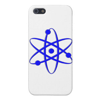 atom blue covers for iPhone 5