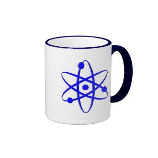 atom blue coffee mugs