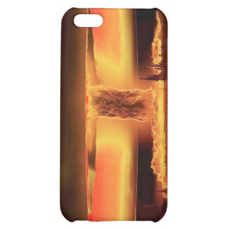 atom bomb cover for iPhone 5C