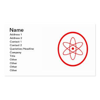 Atom Business Card