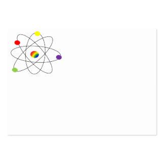 Atom Business Card Template