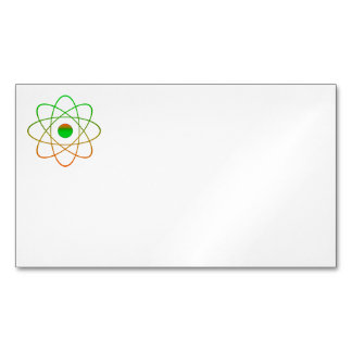Atom Business Cards
