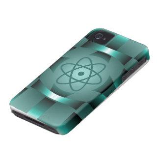 atom iPhone 4 cover