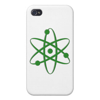 atom dark green covers for iPhone 4