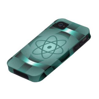 atom iPhone 4/4S cover