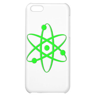 atom light green iPhone 5C covers