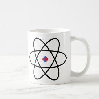 Atom Nucleus Mug