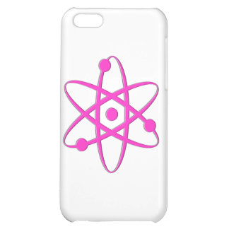 atom pink iPhone 5C covers