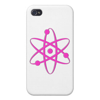 atom pink cases for iPhone 4