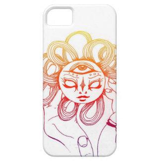 Atom Rainbow iPhone 5 Case
