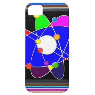 ATOM science explore study research NVN632 SCHOOL Barely There iPhone 5 Case
