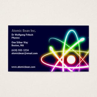 Atom - Scientist Business Card