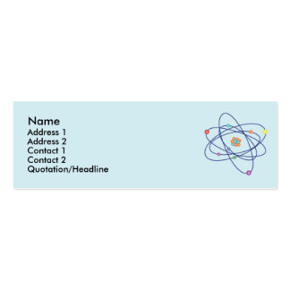 Atom - Skinny Pack Of Skinny Business Cards