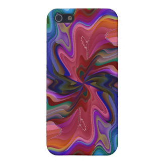 Atom Smashing iPhone 5/5S Cover