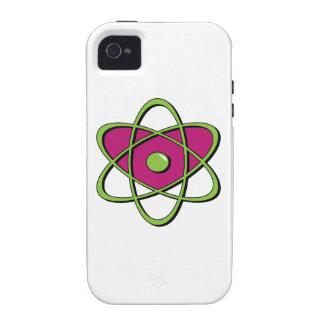 Atom Symbol iPhone 4/4S Case