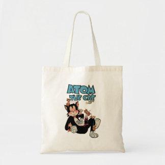 Atom the Cat cute furry feline superhero
