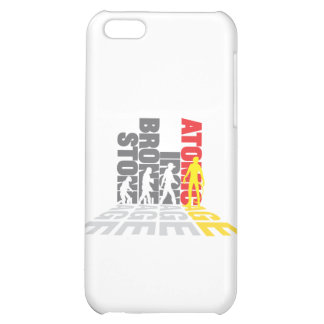 Atomic age case for iPhone 5C