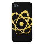 Atomic Bingo Au Go Go iPhone 4/4S Cover