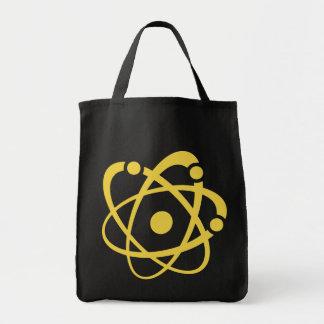Atomic Bingo Au Go Go Grocery Tote Bag
