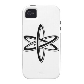 Atomic Black iPhone 4/4S Covers