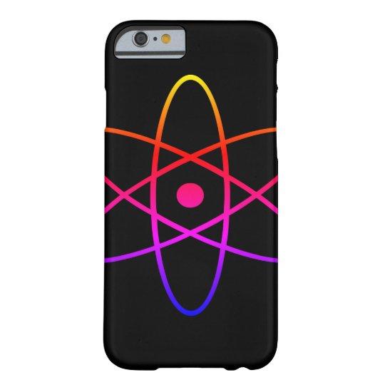 Atomic Black Phone Case