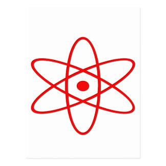 Atomic Blast Postcard