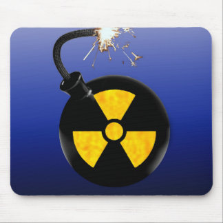 Atomic bomb mousepad