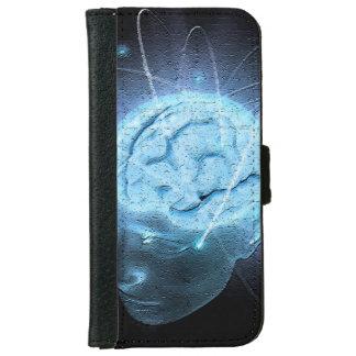 Atomic Brain iPhone 6 Wallet Case