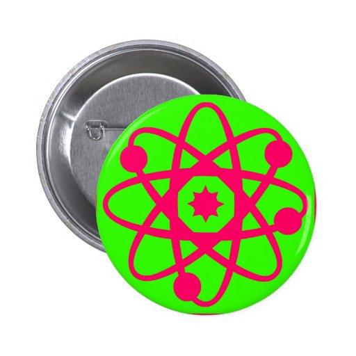 Atomic Button Bw toxic