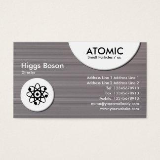 Atomic Circles - Brushed Metal II Texture