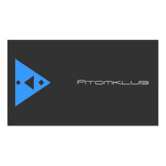 Atomic club BC Business Card