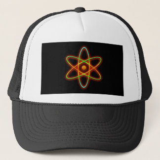 Atomic concept. trucker hat