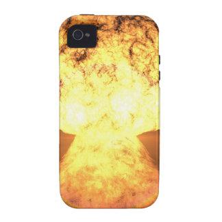 Atomic Explosion iPhone 4 Case