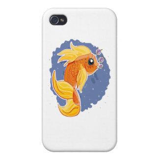 Atomic Fish iPhone 4/4S Case