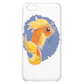 Atomic Fish iPhone 5C Covers