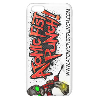 ATOMIC FIST PUNCH Phone Case! Case For iPhone 5C