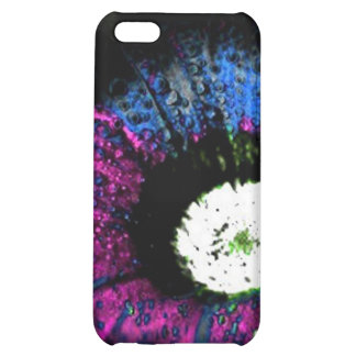 Atomic Flower Cover For iPhone 5C