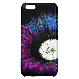 Atomic Flower iPhone 5C Covers