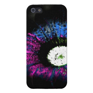 Atomic Flower iPhone 5 Cover