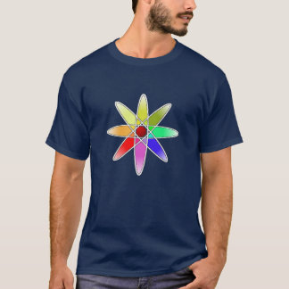 Atomic Flower T-Shirt