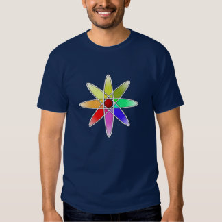 Atomic Flower Tees