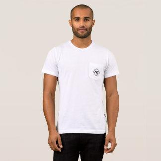 Atomic Garage Pocket T and back name T-Shirt